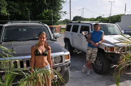 Photo of Cancun All-Inclusive Self-Drive Hummer Tour: Snorkeling, Ziplining and Interactive Zoo DSC_0363