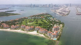Photo of Miami The Grand Miami Air Tour Fisher Island