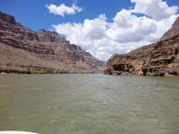 Photo of Las Vegas Grand Canyon West Rim Day Trip by Coach, Helicopter and Boat with Optional Skywalk From the boat