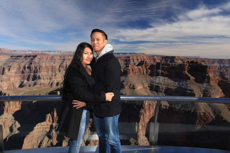 Grand Canyon and Hoover Dam Lookout & Skywalk - Las Vegas