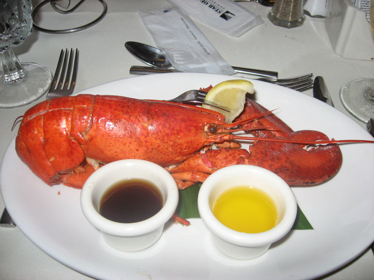 Lobster - Oahu