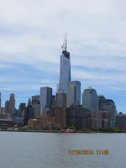 Photo of New York City Viator VIP: Empire State Building, Statue of Liberty and 9/11 Memorial Manhattan set fra vandet