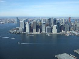 Photo of New York City Manhattan Sky Tour: New York Helicopter Flight Manhattan skyline