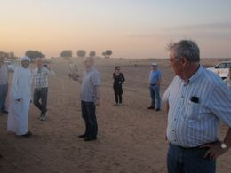 Photo of Dubai Private Tour: 4x4 Desert Adventure Safari from Dubai my family