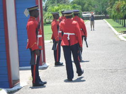 The changing of the guards , Kristian W - May 2012