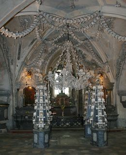 Photo of Prague Kutna Hora Day Trip from Prague Ossuary in Kutna Hora