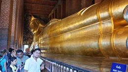 Photo of Bangkok Bangkok Temples Tour including reclining Buddha at Wat Pho Reclining Buddha