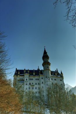 Neuschwanstein Castle - March 2011 , Peter H - May 2011