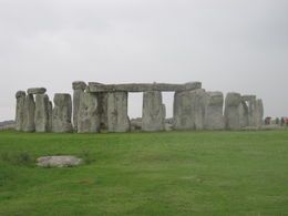 Stonehenge - comes with a good audio guide. , Christine - July 2012
