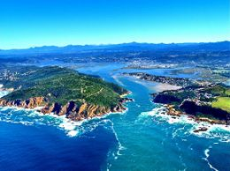 Photo of Cape Town 4-Day Garden Route Tour from Cape Town THE HEADS Knysna