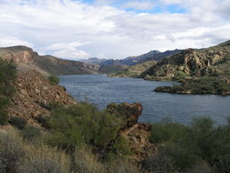 Photo of Phoenix Apache Trail / Canyon Lake Steamboat Cruise The Stunning Canyon Lake