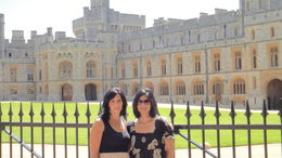 Photo of London Stonehenge, Windsor Castle and Bath Day Trip from London Windsor courtyard