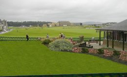 Photo of Edinburgh St Andrews and Fife Small Group Day Trip from Edinburgh 4j1-St. Andrew's Golf Course-a