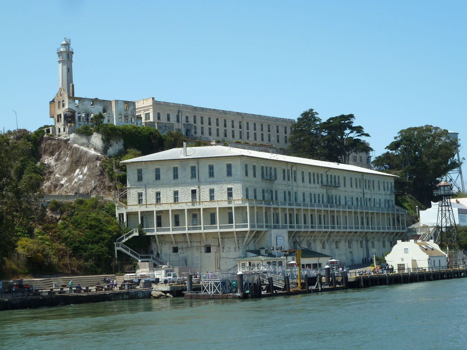 San Francisco Combo: Ferry Building Food Tour and Alcatraz