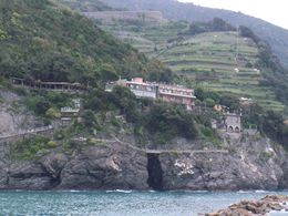 Photo of Florence Cinque Terre Hiking Day Trip from Florence Another scene of the coast