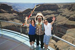 Photo of Las Vegas Grand Canyon and Hoover Dam Day Trip from Las Vegas with Optional Skywalk At the Skywalk