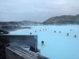 Photo of Reykjavik Reykjavik Super Saver: Blue Lagoon Round-Trip Transport plus Gulfoss and Geysir Half-Day Tour Blue Lagoon