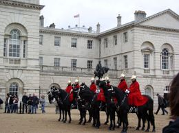 Photo of   Changing of the Guards, London