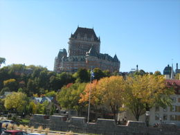 Chateau Frontenac , Maria d - October 2012