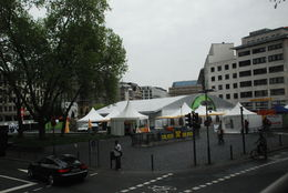 Photo of Frankfurt Frankfurt City Hop-On Hop-Off Tour Execution square in modern times today