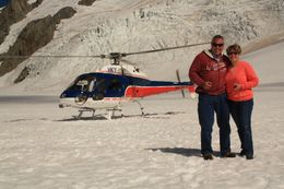 Photo of Franz Josef & Fox Glacier Fox Glacier Neve Discoverer Helicopter Flight Fox Glacier