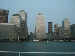 Photo of New York City New York Dinner Cruise Ground Zero