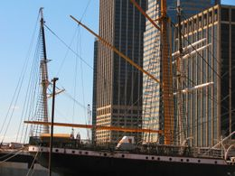 Photo of New York City New York Harbor Hop-on Hop-off Cruise including 9/11 Museum Ticket Harbor Hop on-hop off tour