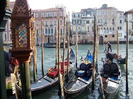 Photo of Venice Venice Gondola Ride and Serenade Local Gondola Operator