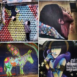 We loved looking around and seeing all the street art! , Sarah S - January 2016