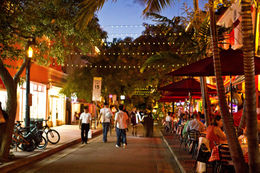 Photo of Miami South Beach Cultural Food and Walking Tour Pretty night!