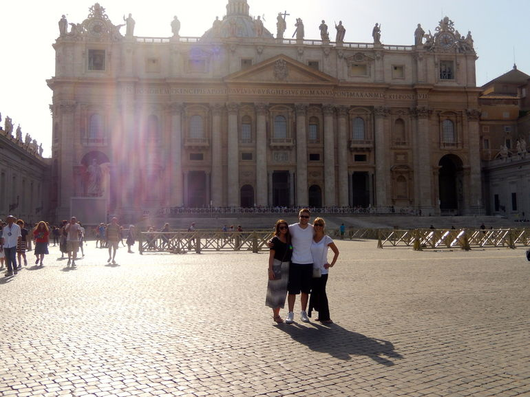 St.Peters Square - Rome