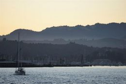Photo of San Francisco San Francisco Bay Sunset Cruise Sunset near Sausalito