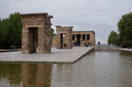 Temple of De Bod, Madrid. One of the sites visited. , n3khan - May 2014
