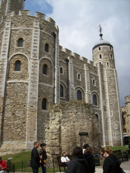 Many important people were imprisoned in London's bloody Tower before they were beheaded., Thomas W - June 2010