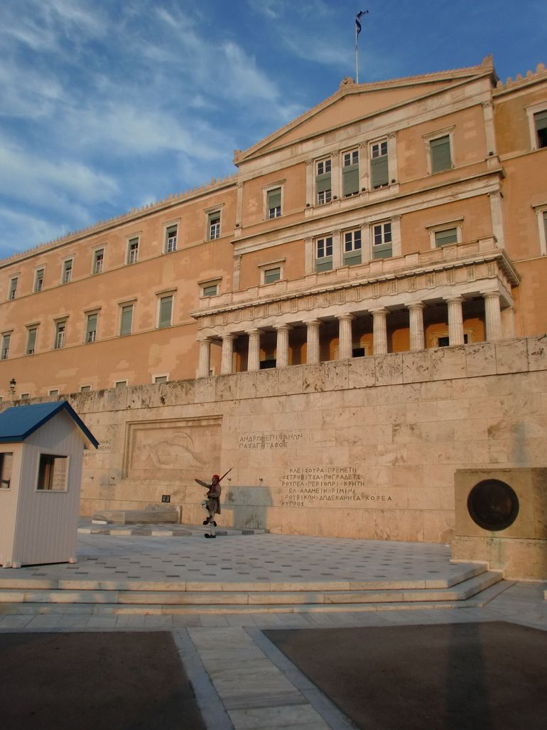 Tomb of the Unknown Soldier - Athens - Athens