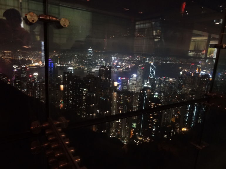 Victoria Harbour from Kyo Hachi - Hong Kong