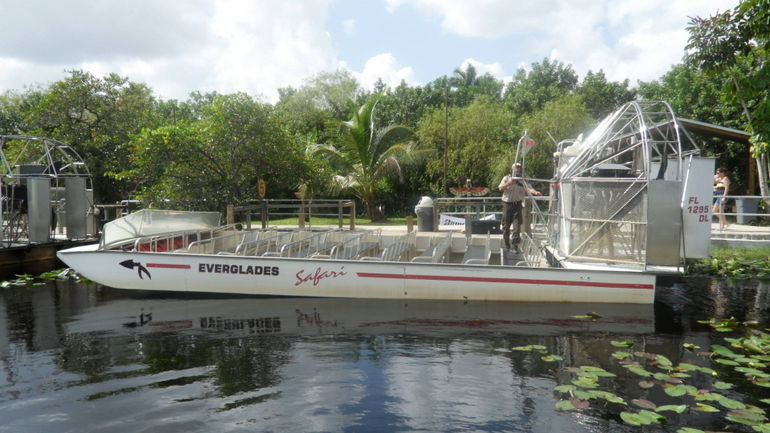 Airboat - Miami