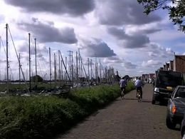 Photo of Amsterdam Dutch Villages and Countryside Bike Tour from Amsterdam Back road