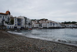 Cadaques having lunch with friends that we made on the tour , Diana R - October 2014