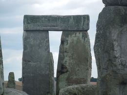 Photo of London London to Stonehenge Shuttle Bus & Independent Day Trip Close up of Sarsen stones