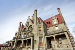 Photo of   Craigdarroch Castle, Victoria, British Columbia