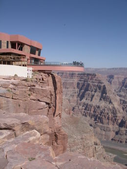 Photo of Las Vegas Grand Canyon and Hoover Dam Day Trip from Las Vegas with Optional Skywalk Eagle point with Skywalk