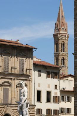 Photo of Florence Skip the Line: Florence Accademia and Uffizi Gallery Tour Every corner has a bit of history