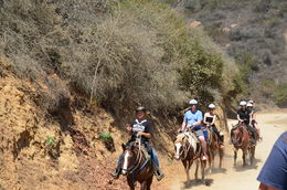 The guides on the trails were fun and professional, World Traveler - September 2013