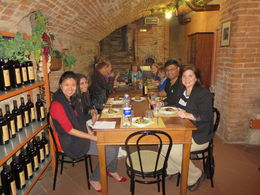 Photo of Florence Tuscan Cooking Class and Dinner in Florence InTavola's Cellar