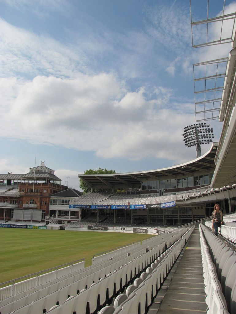 Lords Cricket Ground - London