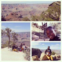 Bright Angel Point!!!! , Natashia L - May 2014