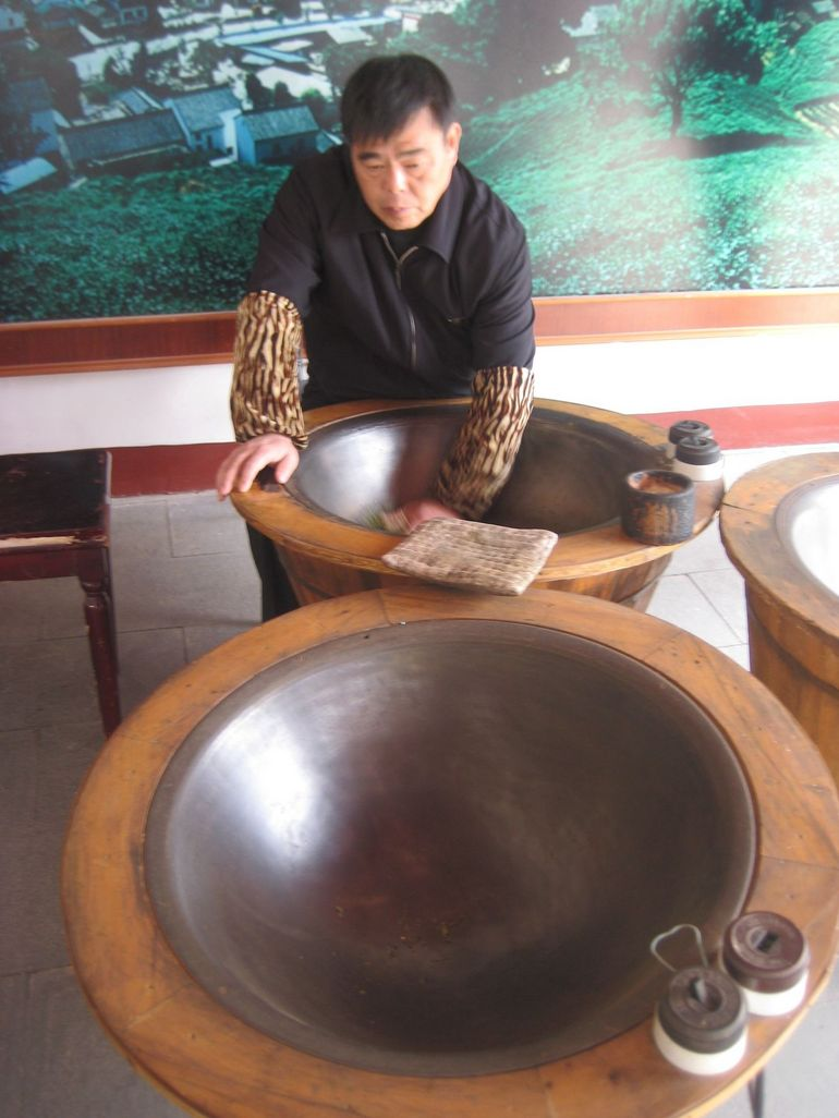 Meijiawu Tea Village - Hangzhou