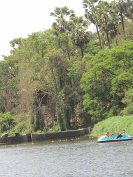 one can enjoy boating as well in the main lake of park , EXPLORE GLOBE - March 2012