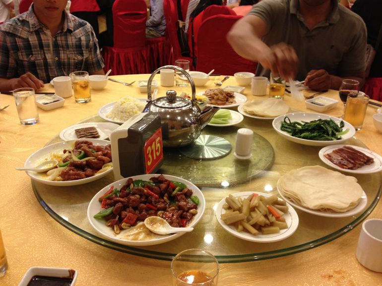 Peking Duck Dinner - Beijing
